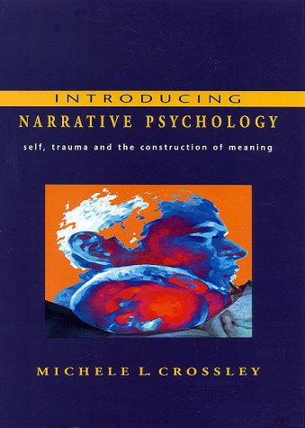 Introducing Narrative Psychology Self, Trauma and the Construction of Meaning  2000 9780335202904 Front Cover