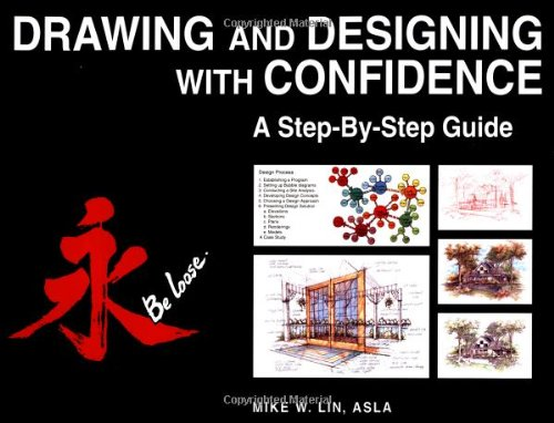 Drawing and Designing with Confidence A Step-by-Step Guide  1993 edition cover