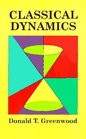Classical Dynamics   1997 (Reprint) edition cover