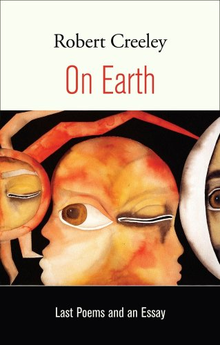On Earth Last Poems and an Essay  2009 edition cover
