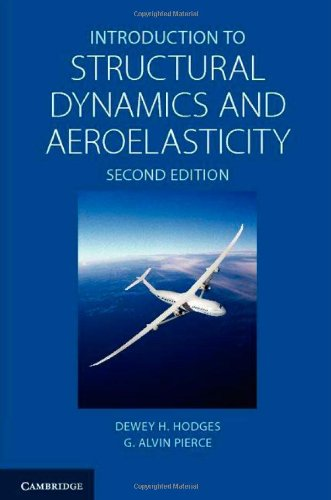 Introduction to Structural Dynamics and Aeroelasticity  2nd 2011 (Revised) 9780521195904 Front Cover