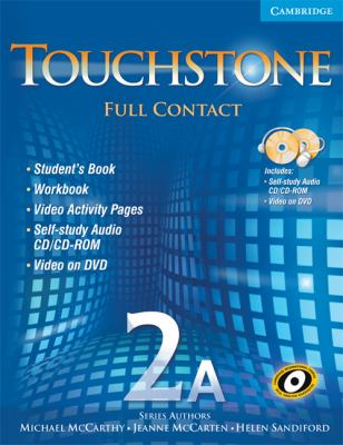 Touchstone 2A Full Contact  N/A 9780521757904 Front Cover