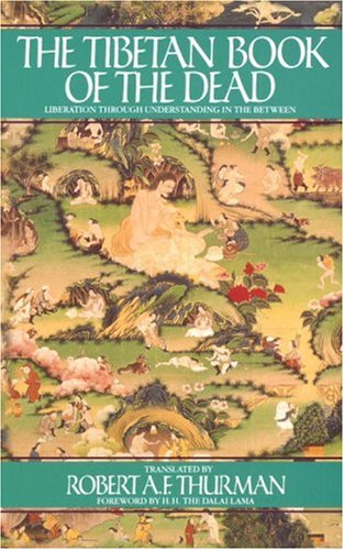 Tibetan Book of the Dead Liberation Through Understanding in the Between  1994 9780553370904 Front Cover