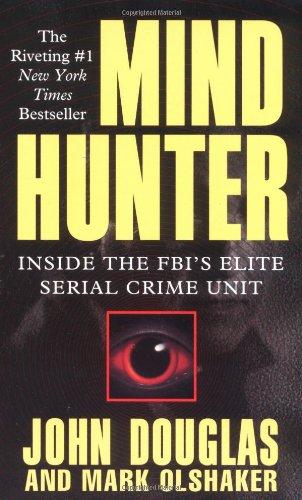 Mindhunter Inside the FBI's Elite Serial Crime Unit  1995 edition cover