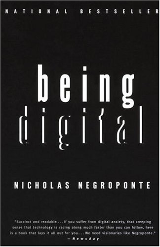 Being Digital  N/A edition cover