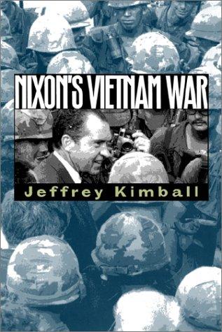 Nixon's Vietnam War   1998 edition cover