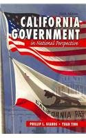 California Government in National Perspective 6th 2010 (Revised) 9780757563904 Front Cover