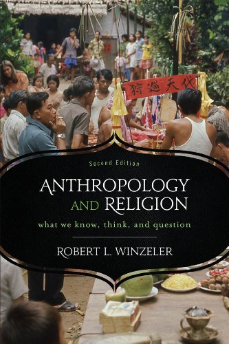 Anthropology and Religion  2nd 2012 (Revised) edition cover