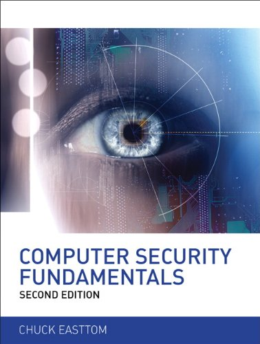 Computer Security Fundamentals  2nd 2012 edition cover