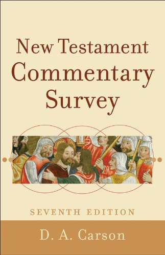 New Testament Commentary Survey  7th edition cover