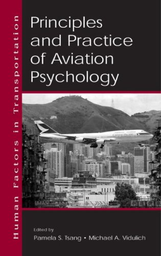 Principles and Practices of Aviation Psychology   2002 edition cover