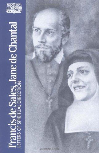 Francis de Sales, Jane de Chantal Letter of Spiritual Direction N/A edition cover