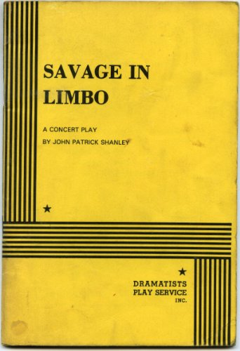 Savage in Limbo  N/A edition cover