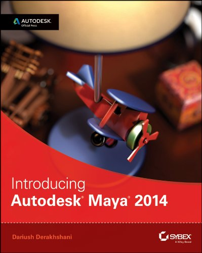 Introducing Autodesk Maya 2014   2013 edition cover