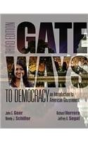 Gateways to Democracy + Exploring American Government Access Card: An Introduction to American Government  2015 edition cover