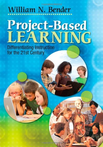 Project-Based Learning Differentiating Instruction for the 21st Century  2012 edition cover