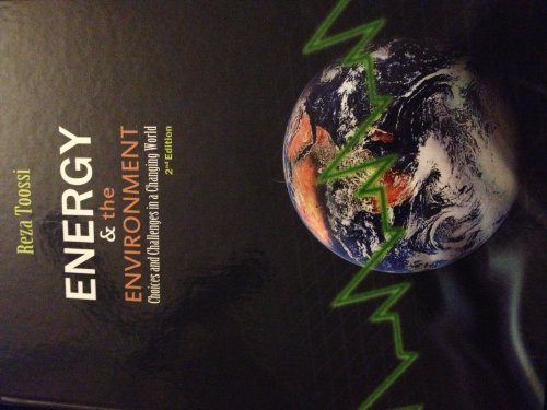 ENERGY+THE ENVIRONMENT         N/A 9781427649904 Front Cover