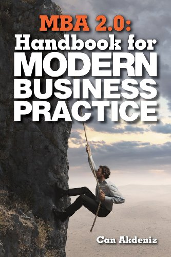 MBA 2. 0: Handbook for Modern Business Practice  N/A 9781490922904 Front Cover