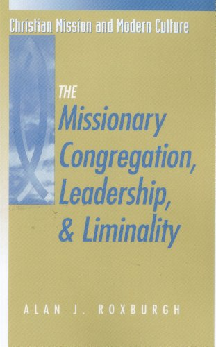 Missionary Congregation, Leadership, and Liminality  N/A edition cover