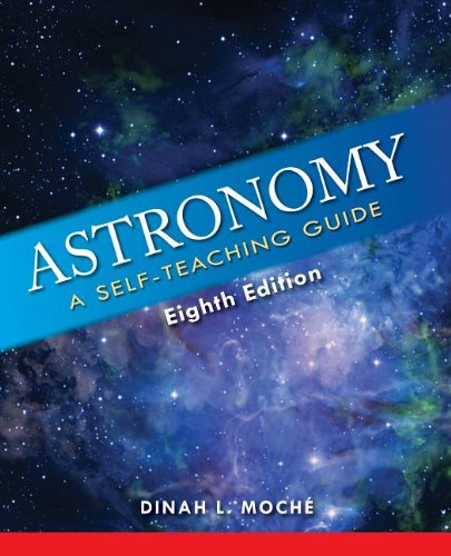 Astronomy A Self-Teaching Guide 8th 2014 9781620459904 Front Cover