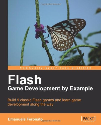 Flash Game Development by Example N/A edition cover