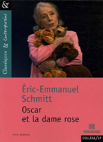 OSCAR ET LA DAME ROSE 1st edition cover