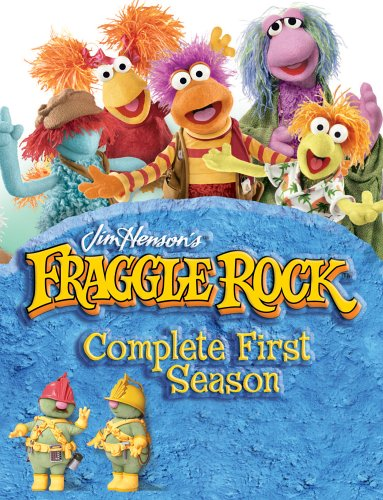 Fraggle Rock - Complete First Season System.Collections.Generic.List`1[System.String] artwork