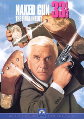 The Naked Gun 33 1/3 - The Final Insult System.Collections.Generic.List`1[System.String] artwork