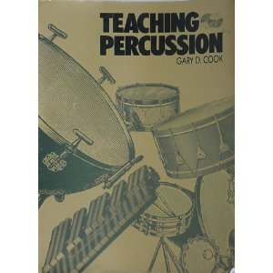 Teaching Percussion 1st 1988 edition cover