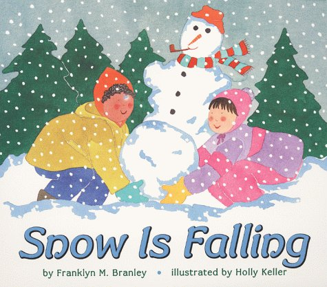 Snow Is Falling   2000 (Revised) 9780060279905 Front Cover