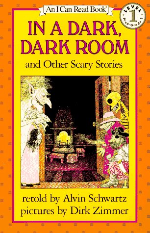 In a Dark, Dark Room and Other Scary Stories  N/A 9780064440905 Front Cover