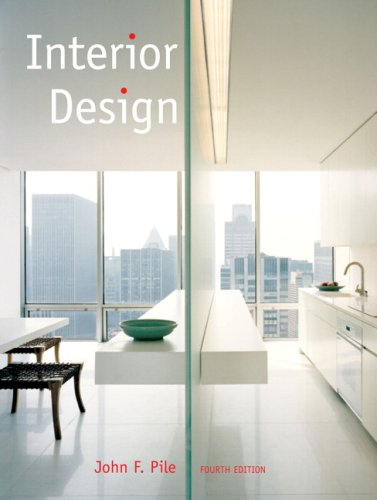 Interior Design  4th 2008 (Revised) edition cover