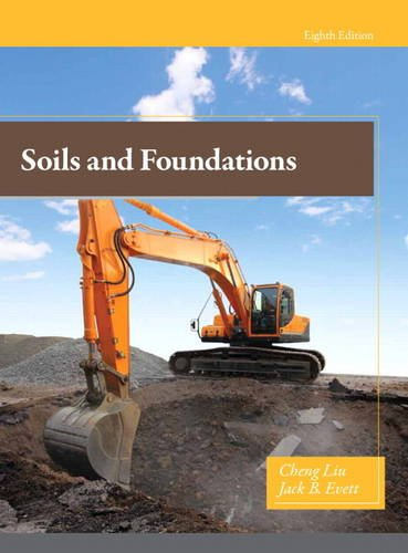 Soils and Foundations  8th 2014 (Revised) edition cover