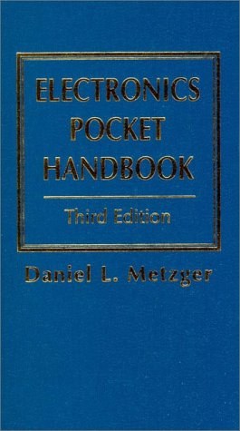 Electronics Pocket Handbook  3rd 1998 (Revised) 9780137841905 Front Cover