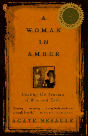 Woman in Amber Healing the Trauma of War and Exile N/A edition cover