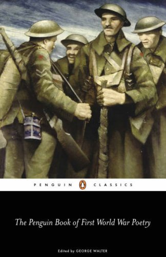 Penguin Book of First World War Poetry   2006 (Revised) edition cover