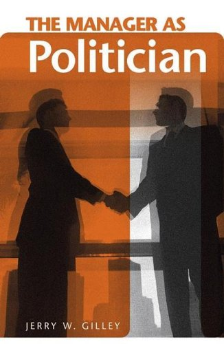 Manager as Politician   2006 edition cover