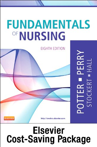 Fundamentals of Nursing - Text and Study Guide Package  8th 2014 edition cover