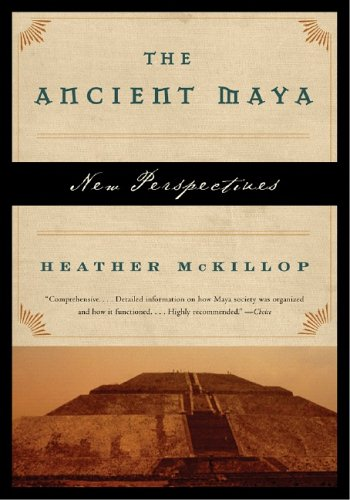 Ancient Maya New Perspectives N/A 9780393328905 Front Cover