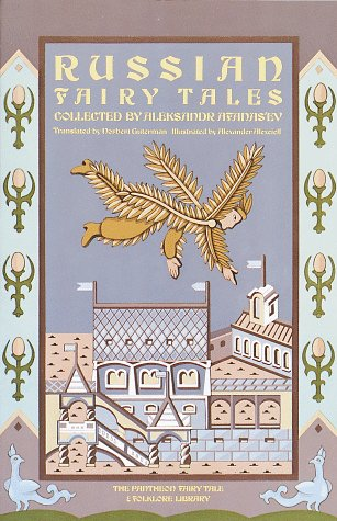 Russian Fairy Tales   2006 edition cover