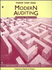 Modern Auditing Student, Study Guide  6th 1996 (Student Manual, Study Guide, etc.) 9780471596905 Front Cover