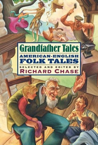 Grandfather Tales American-English Folk Tales  2003 edition cover