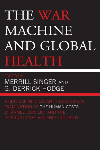 War Machine and Global Health   2010 edition cover