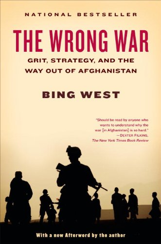 Wrong War Grit, Strategy, and the Way Out of Afghanistan N/A edition cover