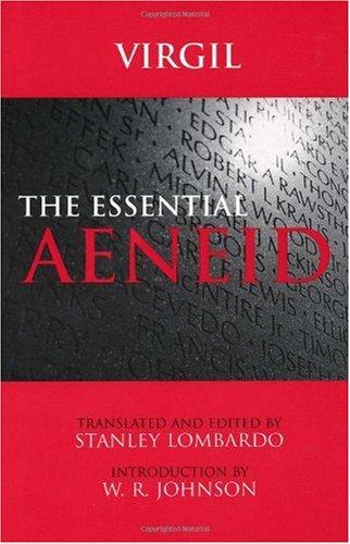 Essential Aeneid   2006 edition cover