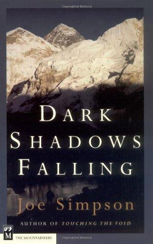 Dark Shadows Falling  N/A edition cover