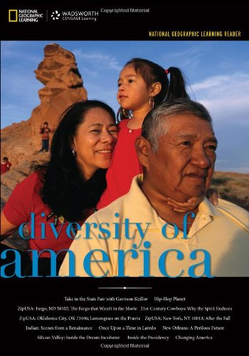 Diversity of America   2014 edition cover