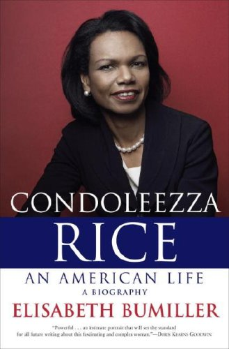 Condoleezza Rice An American Life - A Biography  2007 9781400065905 Front Cover
