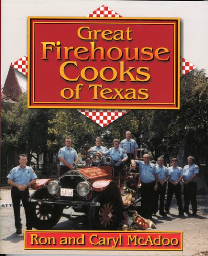 Great Firehouse Cooks of TexaS   2000 9781556227905 Front Cover
