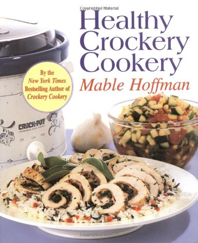 Healthy Crockery Cookery   1998 9781557882905 Front Cover
